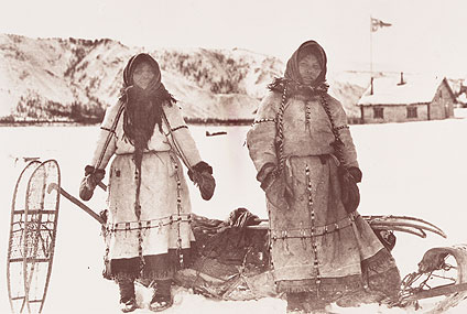 Due donne Gwich'in