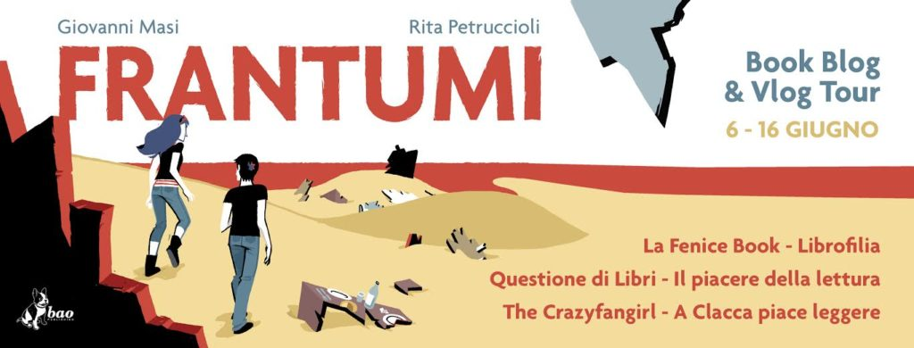 Blog Tour Frantumi Bao Publishing