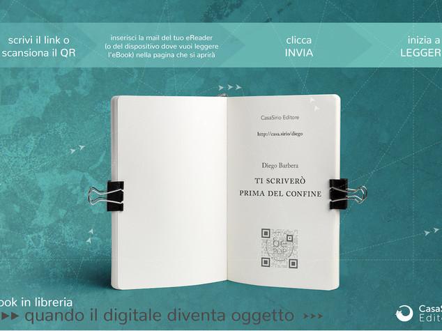 EBook in Libreria: la nuova sfida in crowdfounding di Casa Sirio Editore