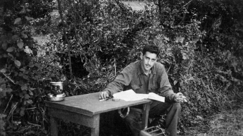J.D. Salinger e il suo modo di affrontare la guerra