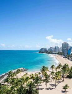 Spiaggia di San Juan (Portorico)