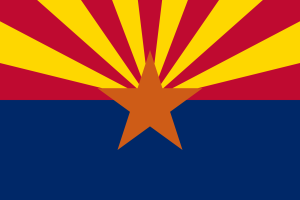 Bandiera Arizona