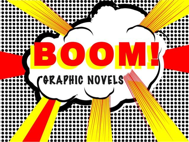 Graphic novel boom Librofilia